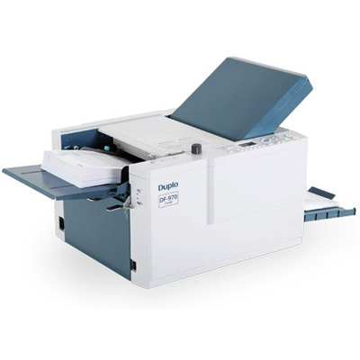 automatic paper folder Guaranteed low prices on paper folders choose from a wide variety of paper folding machines--automatic folders, mail machines, and document folders.