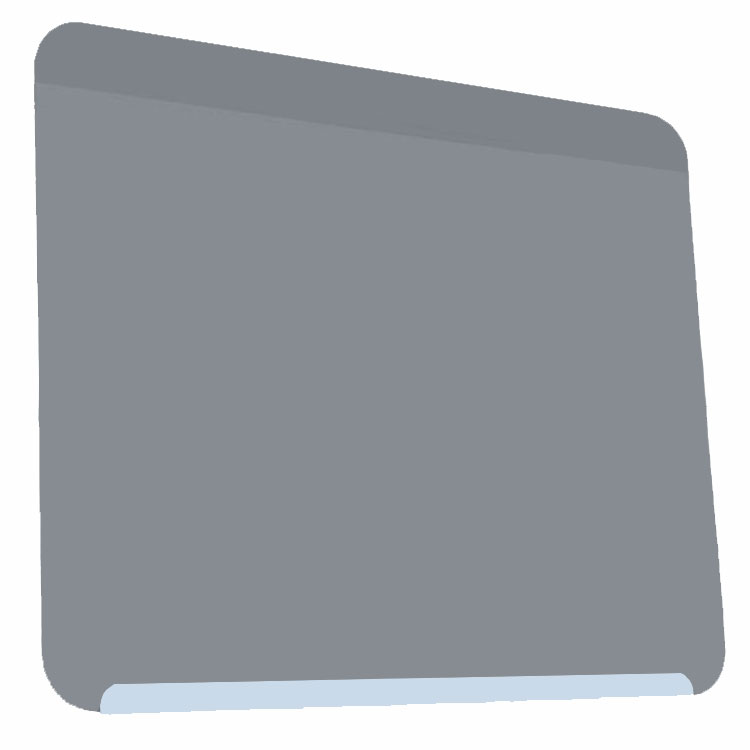 Ghent LINK Board Premium PowderCoated Magnetic Markerboard 24