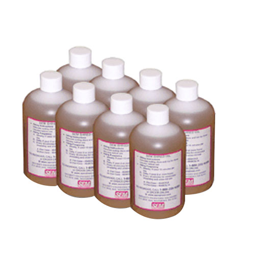 Sem 649 Shredder Oil 8 Pack Of 1 Pint Bottles
