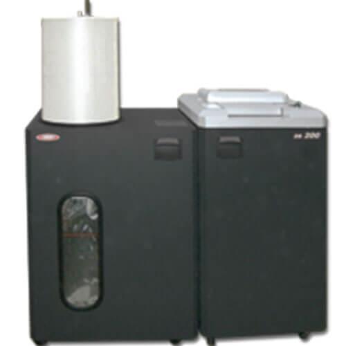 Sem Model Ds 200 Dual Stage Light Volume Office Disintegrator