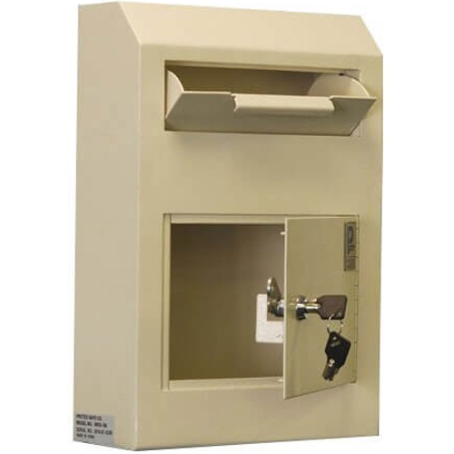 Protex Wds 150 Wall Mount Locking Drop Box Safe