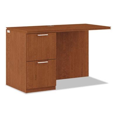 Hon Vw182lc1z9jj Arrive Left Return For Right Pedestal Desk 48w X 24d 29 1 2h Henna Cherry