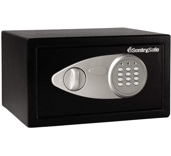 Office Products SENTRY P008E Compact Electronic Safe Money Handling Products