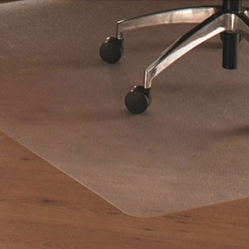 Floortex 128919er Cleartex Ultimat Polycarbonate Chair Mat For Hard Floors 35 X 47 Clear