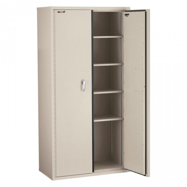 Impressive Double Door Storage Cabinet Decoration Ideas