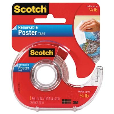 2 x 55 yd RetailSource T901375Tx12 3M 375 Carton Sealing Tape Tan Pack of 12