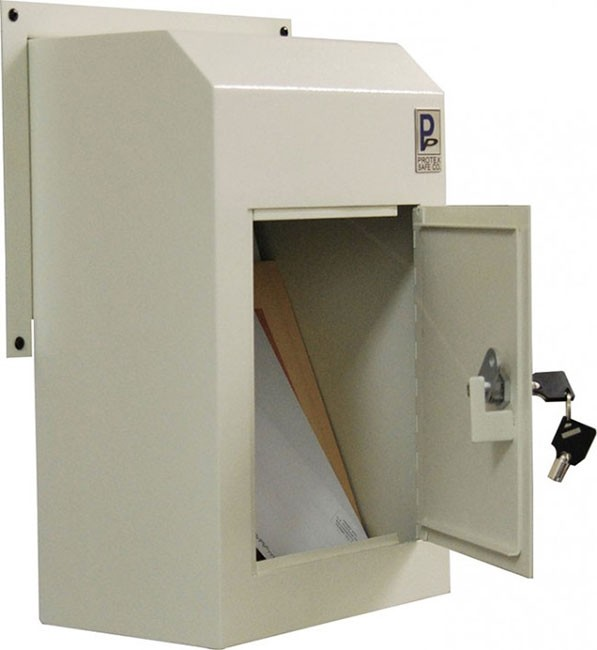 Protex WSR 162 Through the Door Letter Drop Box