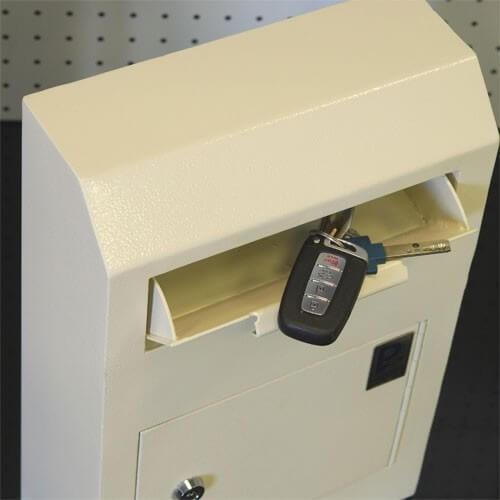 Protex Wds 150 Wall Mount Locking Drop Box Safe